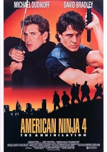 Американский ниндзя 4: Полное уничтожение