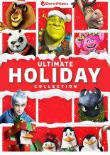 Праздничная новогодняя коллекция от DreamWorks