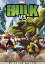 Халк против Тора и Росомахи
