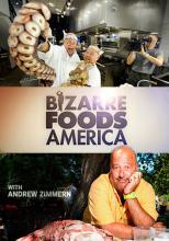 Необычная еда. Америка