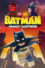 LEGO DC: Бэтмен — Семейные дела